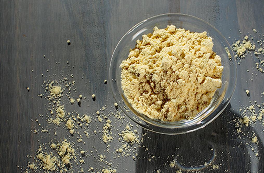 Farine de soja semi déshuilé non actif 1
