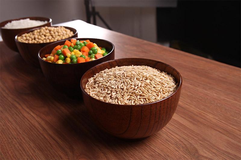 Protéines végétales : jouez la synergie