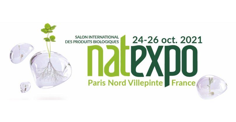 Salon Natexpo - Nous vous attendons avec impatience !